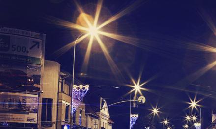 Ozdoby świąteczne w Pruszczu Gdańskim