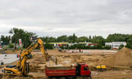 Market budowlany w Pruszczu Gdańskim