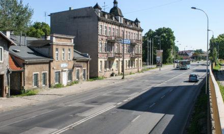 Remont Traktu św. Wojciecha