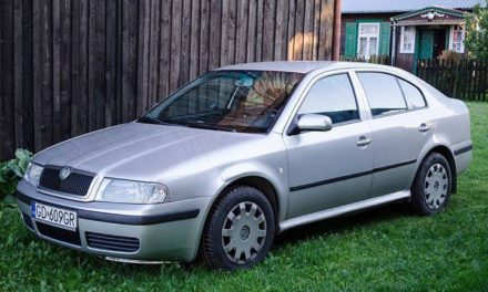Skradziono samochód na Rotmance!