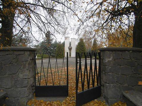Cmentarz Żołnierzy Radzieckich w Pruszczu Gdańskim
