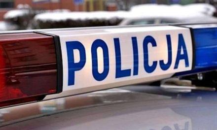 Policjanci uniemożliwili jazdę nietrzeźwemu kierowcy