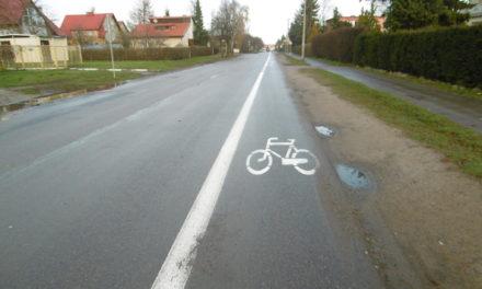 Absurdy drogowe w Pruszczu Gdańskim