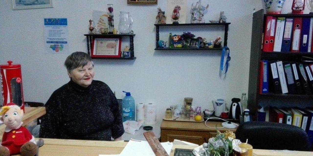Teresa Seń – Osobowość Roku 2015 Powiatu Gdańskiego
