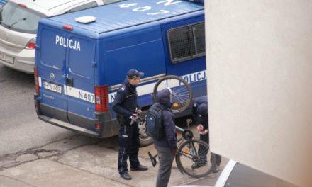 Policja sprawdza rowery – zobaczcie sami