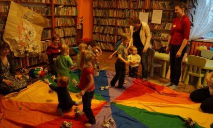 Wyczarować zimę… w bibliotece