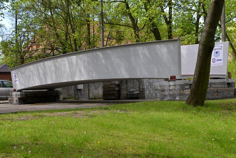 Eko-most na Kanale Raduni