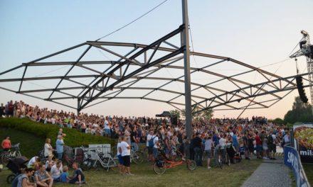 Letnia Scena Teatru Wybrzeże w Pruszczu Gdańskim