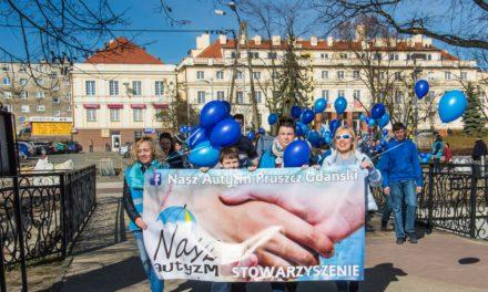 Relacja z I obchodów Światowego Dnia Autyzmu w Pruszczu Gdańskim