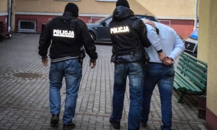 Ukradli bankomat w Borkowie