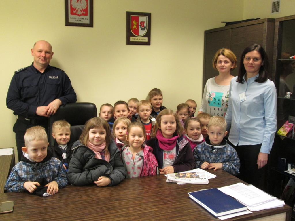 Pruszcz wizyta dzieci (3)