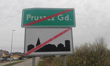 Pruszcz Gdański, a może tylko Pruszcz?