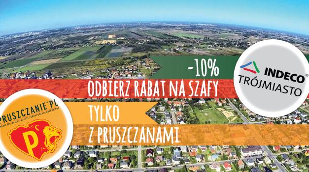 Pruszczanie.pl z INDECO Trójmiasto dla pruszczan