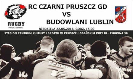 Zapraszamy na mecz rugby!