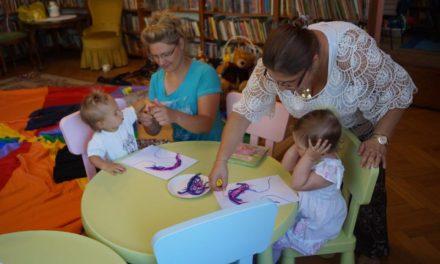 Spotkanie maluchów z Klubu Wesołej Książki