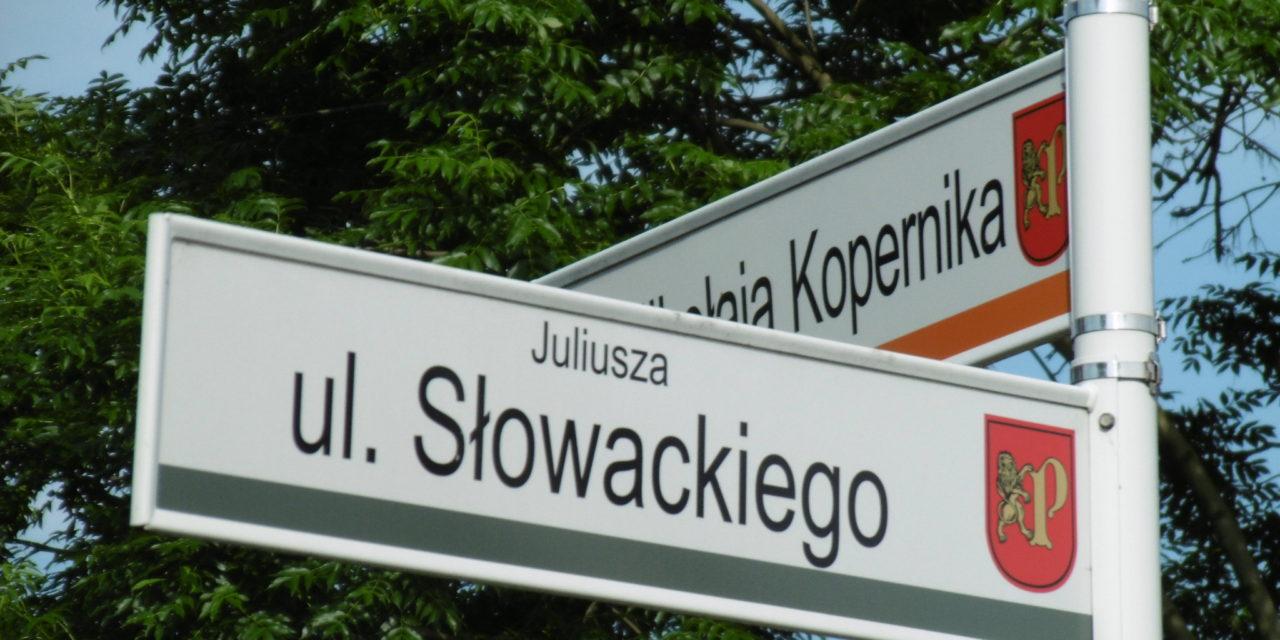 Nazwy pruszczańskich ulic – nie tędy droga…