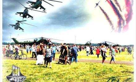 Piknik Lotniczy oraz obchody święta 49 bazy Lotniczej