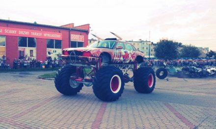 Monster Truck Motor Show w Pruszczu