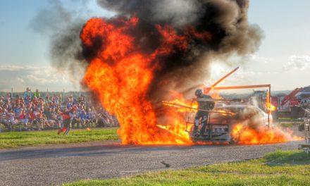 Fotorelacja z Monster Truck Show
