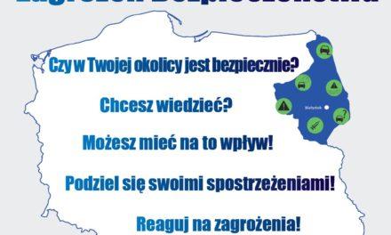 Pruszcz Gdański – Zaangażowanie mieszkańsców w proces bezpieczeństwa