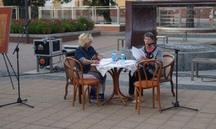 Narodowe Czytanie w Pruszczu Gdańskim