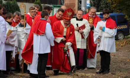 W Juszkowie powstanie kościół