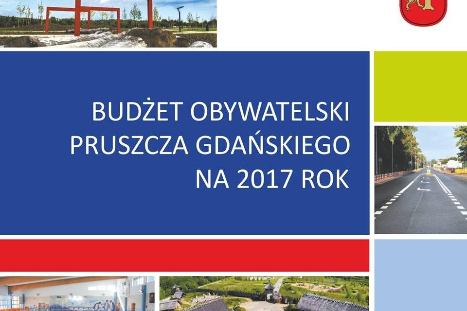 Budżet Obywatelski 2017 – wyniki głosowania