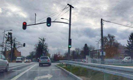 Sygnalizacja paraliżuje miasto [VIDEO]