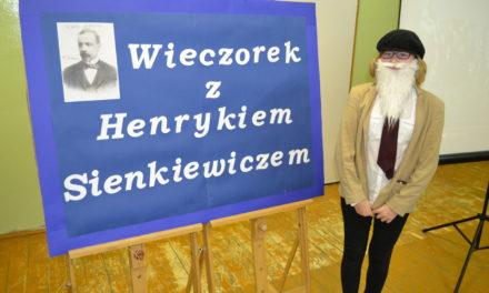 """""""Wieczorek z Henrykiem Sienkiewiczem"""""""