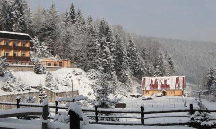 Wyjazd w góry na zimowisko