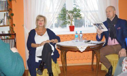 Relacja ze spotkania z Ewą Kasprzyk