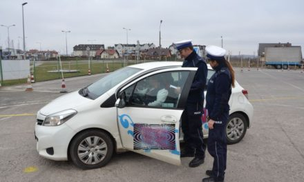 POLICJANCI KONTROLOWALI POJAZDY PRZEZNACZONE DO NAUKI JAZDY