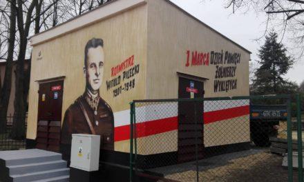 """""""Kontrowersyjne"""" murale z wizerunkiem żołnierzy wyklętych"""