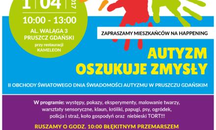 Celebrujemy Światowy Dzień Świadomości Autyzmu