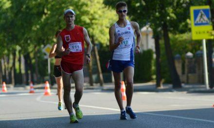Reprezentant Polski i Pruszcza Gdańskiego w chodzie sportowym