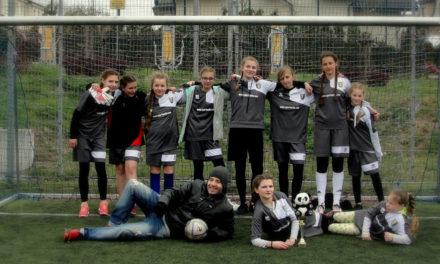 Mistrzostwa powiatu w piłce nożnej dla dziewcząt z Suchego Dębu