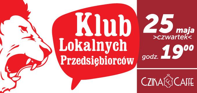 I spotkanie Klubu Lokalnych Przedsiębiorców