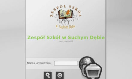 Suchy Dąb liderem Open source.