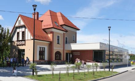 Mediateka w Straszynie z grantem na mini-elektrownię wodną