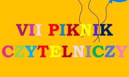 VII piknik czytelniczy 1 września.