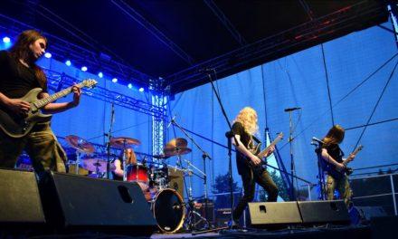 Fear of Blood, Northern, Jelonek – Super Mini Rock/Metal Faktoria Festiwal