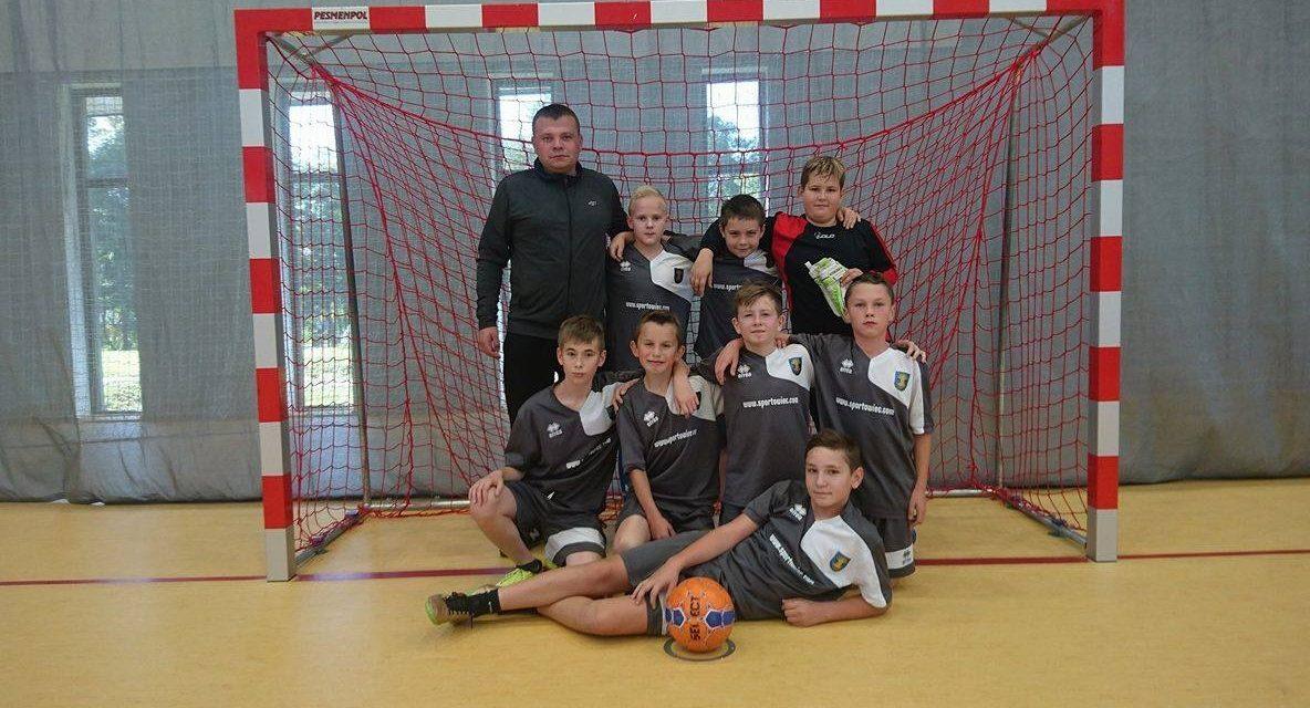 III Powiatowy Turniej Halowej Piłki Nożnej Chłopców Szkół Wiejskich w Przywidzu