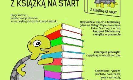 """""""Z książką na start"""""""