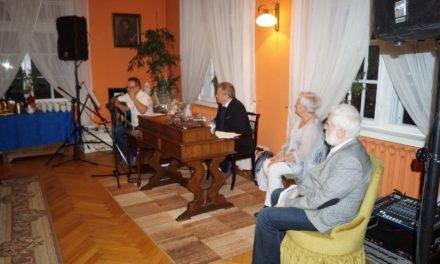 Spotkanie z poezją Tadeusza Karmazyna