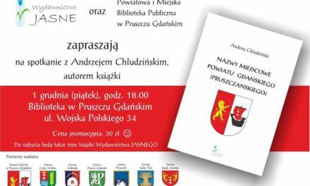 """""""Nazwy Miejscowe"""" dla fanów naszego powiatu."""