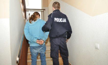 AMATORKA WHISKY W RĘKACH POLICJI