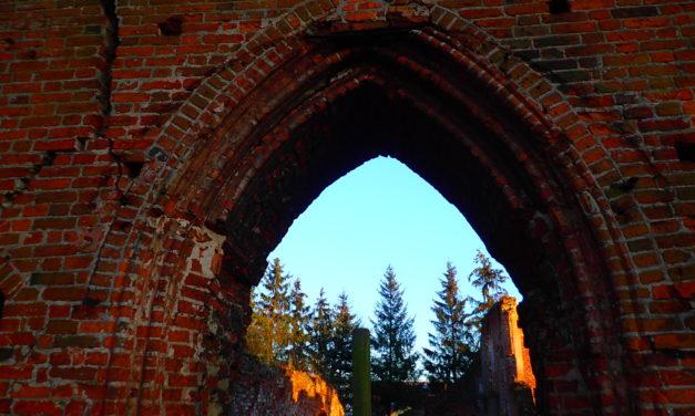 Wocławy – gotyk na Żuławach