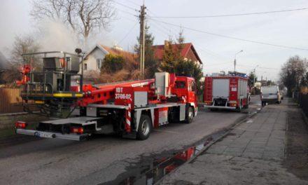 Tragiczne skutki pożaru w Pruszczu Gdańskim