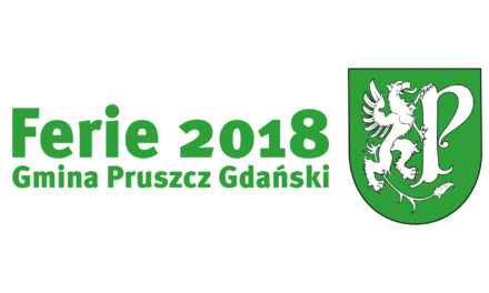 Ferie zimowe 2018 Gmina Pruszcz Gdański