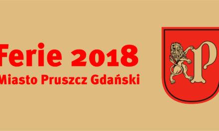Ferie 2018 Pruszcz Gdański